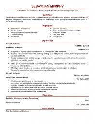 aviation a p mechanic resume sample job and resume template 232 x 300 150 x 150 · aviation a p mechanic resume sample