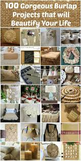 Decorating With Burlap 25 Inspirational Ideas For Decorating With Burlap With Elegant