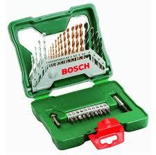 <b>Набор бит и сверл</b> Bosch X-Line, 30 предметов