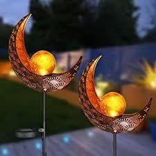 Double Solar Garden Lights - Amazon.ca