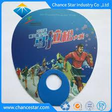 China <b>Custom</b> Print <b>Hot Sale</b> Promotional Gift PP Plastic <b>Hand</b> Fan ...