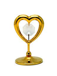 <b>Фигурка сердце CRYSTOCRAFT</b> 4164740 в интернет-магазине ...