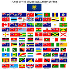flags of the commonwealth of nations anglophile long live the flags of the commonwealth of nations