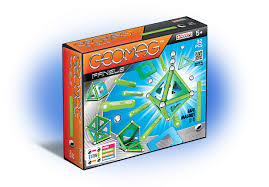 Магнитный <b>конструктор GEOMAG Panels</b> 460-32 деталей ...