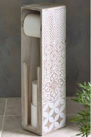 Купить <b>Держатель туалетной бумаги с</b> плиточным принтом на ...