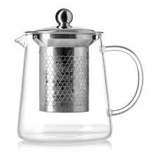 <b>Чайник заварочный</b> Walmer Sapphire, <b>0.6л</b>, прозрачный - отзывы ...