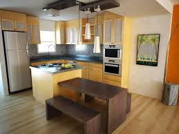 modern kitchen design hardwood cabinet set
