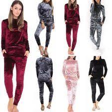 Velvet Size <b>3XL Tracksuits</b> & Sets for <b>Women</b> for sale | eBay