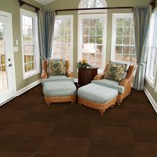 trafficmaster ribbed brown texture 18 in x 18 in carpet tile 16 tilescase cp44n3016pk the home depot carpet tiles home