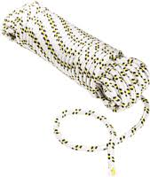 <b>Шнур полипропиленовый плетеный</b> d <b>8 мм, L 20 м</b> Код товара ...