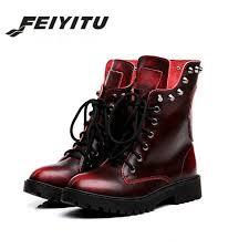 <b>Feiyitu</b> 2018 Genuine Leather Women <b>Boots</b> Fall Winter Warm New ...