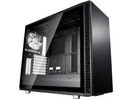<b>Fractal Design Define S2</b> Black Brushed Aluminum/Steel ATX Silent ...