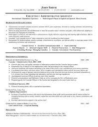 administrative assistant resume sample   x     administrative assistant resume sample   x  gallery of sle resume executive director non profit organization