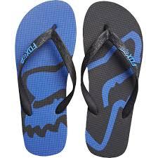 пляжные <b>шлепанцы fox</b> beached flip flop [dst blu], 10,5 купить ...
