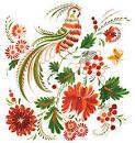 Уроки рисования петриковская роспись