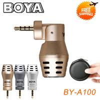 microphone boya by wm5 pro wireless lavalier lapel system for dslr camera camcorders audio recorder
