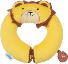 <b>Trunki Подголовник Yondi Lion</b> цвет желтый