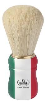 Купить <b>помазок для бритья щетина</b> кабана 12,7см 21762 Omega ...