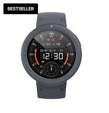<b>Amazfit Verge Lite</b> GPS Smartwatch with AMOLED Display & 20-day ...