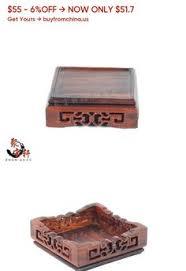wood <b>annatto handicraft</b> circular base of real wood of Buddha stone ...