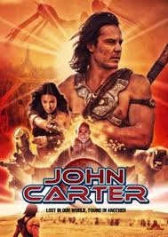 Image result for images of advertising posters for walt disney's john carter