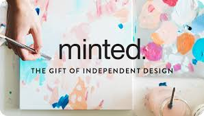 Minted Gift Cards