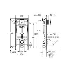 <b>Инсталляция для подвесного унитаза</b> Grohe Solido 38956000 в ...