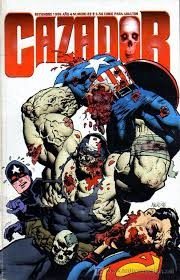 #3 | DC vs Marvel? El Cazador papa! Numero 3.