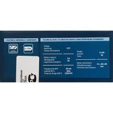 <b>Аккумулятор Bosch</b> GBA Professional, <b>12</b> В Li-ion, 3 Ач в ...