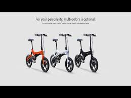 <b>ONEBOT S6</b> Folding Electric Assist Bike + Best offer buy - YouTube