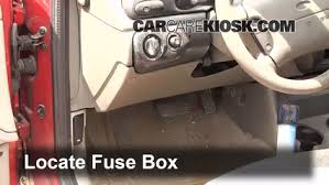 Fuse Interior Part 1 interior fuse box location 1995 2000 ford contour 1998 ford on 97 ford contour fuse box location