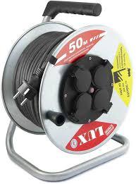 Купить <b>Удлинитель</b> силовой <b>LUX К4</b>-<b>Е</b>-<b>50</b> (55150) 3x2.5кв.мм ...