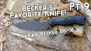 <b>Becker's</b> Favorite Knife: KABAR <b>BK</b>-16! Ethan <b>Becker</b> Interview Pt 9 ...