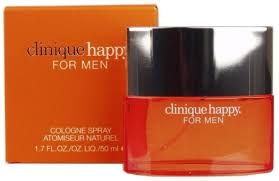 <b>Clinique Happy for</b> Men Eau de Cologne 50ml in duty-free at airport ...