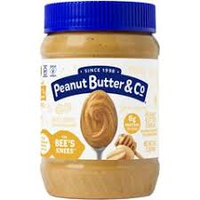 ilovepeanutbutter.com | The Bee's Knees - Peanut Butter & Co.