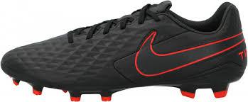 <b>Бутсы</b> мужские <b>Nike Legend 8</b> Academy FG/MG черный/красный ...