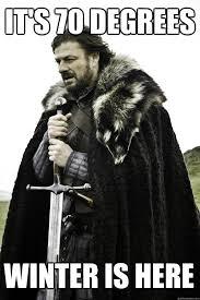 Winter is coming memes | quickmeme via Relatably.com