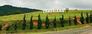 Image result for Núi Langbiang