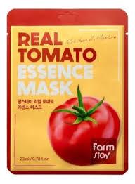 Омолаживающая <b>тканевая маска с экстрактом</b> томата, FarmStay ...