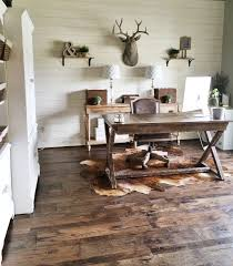 shiplap is a popular wall treatment for a reason its great for fixing damaged walls beautiful home office makeover