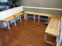Kitchen Booth Kitchen Table Seems So Boring After I Saw What This Guy Built Im