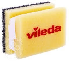 Купить <b>Губка Vileda</b> Глитци для кастрюль и сковородок с ...