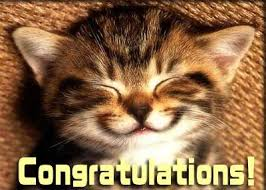 Image result for smiley congratu