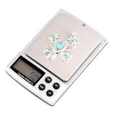 <b>1000g</b>*0.1g Mini <b>Digital Electronic Scales</b> Balance Professional ...