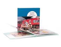 Фотокнига в твердой обложке <b>Премиум</b>: создать онлайн – печать ...