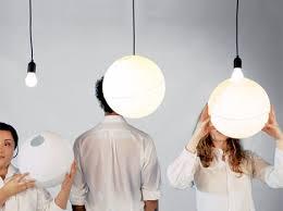 hang bare bulb lighting