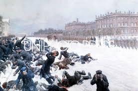 「血の日曜日事件 (1905年)」の画像検索結果