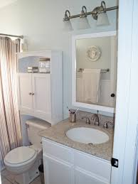 Bathroom White Vanities White Wooden Bathroom Vanity With Marble Top And Round White Sink