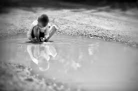Image result for boy in mud puddle image