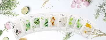 <b>Innisfree</b> Sheet Mask Review | <b>My Real Squeeze</b> Mask EX Line (2020)